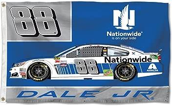 Dale Earnhardt Jr #88 2017 CAR Version 3x5 Flag Outdoor House Banner Nascar Racing