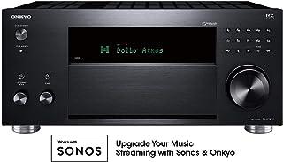 Nero Onkyo Tx-Nr535 Sintoamplificatore Network 5.2 5X100 W