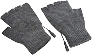 THANKO USB指までヒーター手袋2 TKUSBWGG 手袋 グローブ ヒーター フリーサイズ 暖かい 防寒手袋
