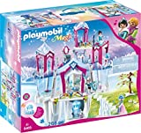 PLAYMOBIL Magic Palacio de Cristal con Cristal Luminoso, Incluye Ropa...