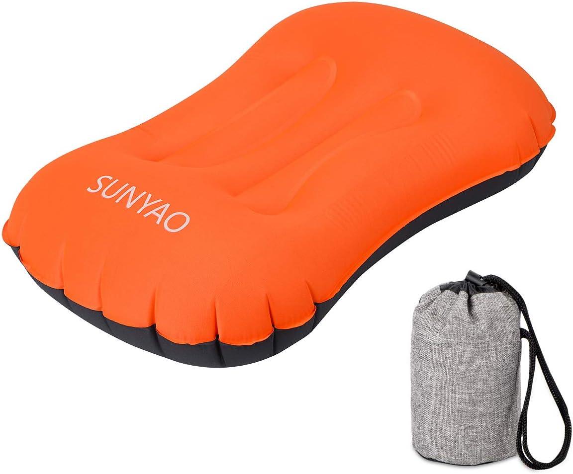 SUNYAO Camping Pillows