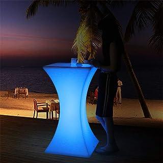 Amazon.es: mesas altas y taburetes: Jardín