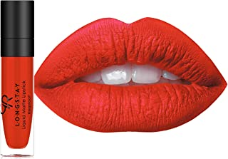 Golden Rose Long Wearing LONGSTAY Liquid Matte Lipstick (14 - Vermillion)