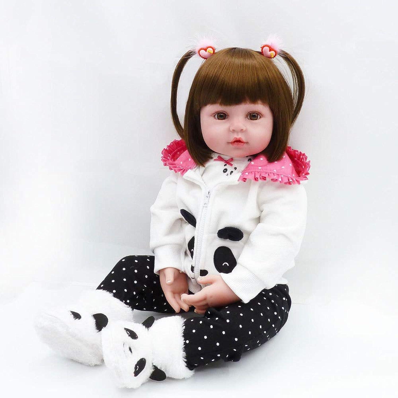 CYdoll 61cm Simulation Puppe Geschenk Realistische Babypuppen Neugeborenes Baby Dummy B07HF6TWL1 Lebhaft und liebenswert    Ausgang