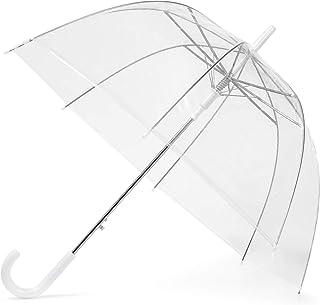 GadHome Ombrello trasparente | Ombrello grande da 85 cm con cupola trasparente per donne, matrimoni, servizi fotografici |...