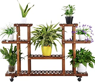 rolling plant table