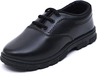 Aircity Kid's Superlight Formal School Shoes