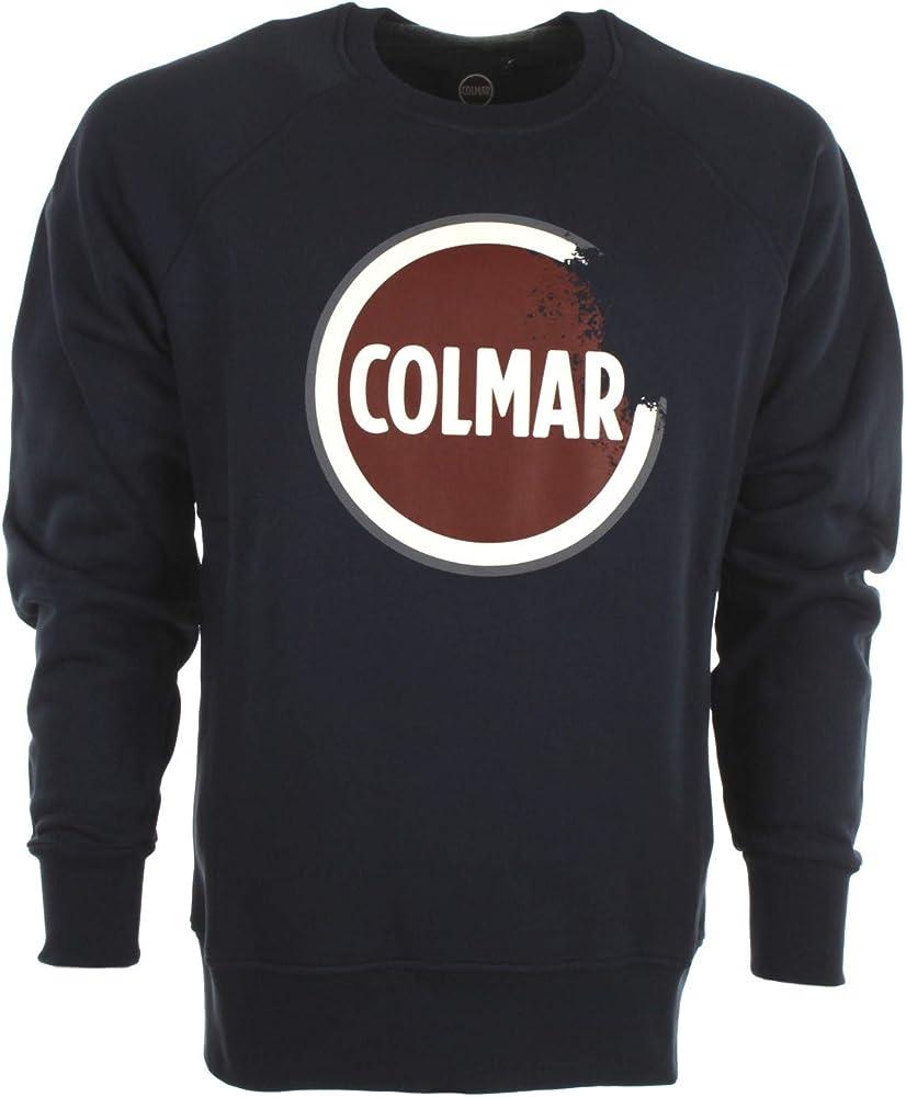 Colmar sweatshirt,felpa per uomo,in cotone al 100% 8268R