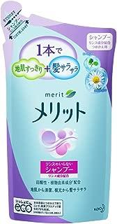 优势无需护发素洗发水替换装340ml