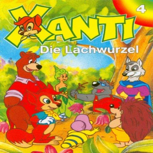 Die Lachwurzel (Xanti 4) Titelbild