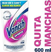 Vanish Quitamanchas Líquido Blanco, 600ml