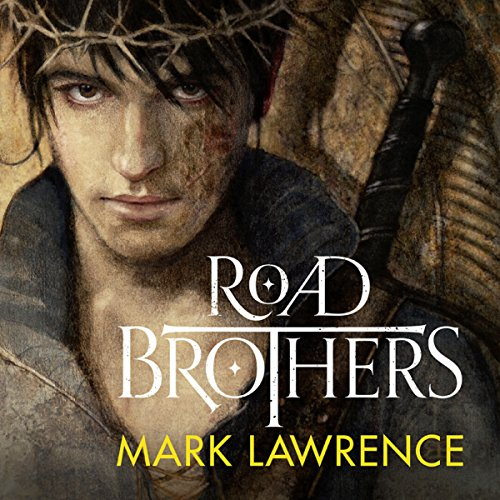 Road Brothers audiobook cover art