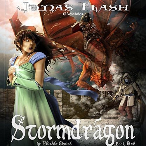 Stormdragon audiobook cover art