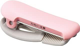 コクヨ マスキングテープ テープカッター カルカット クリップタイプ 20~25mm幅用 ピンク T-SM401LP