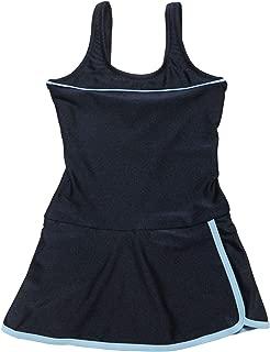 [グロウンチャーム] スクール水着 女子 ワンピース インナー付き UVカット skl3009swlop
