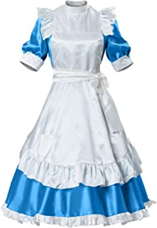 SAO Sword Art Online Alicization Alice Cosplay Dress Apron Alice Synthesis Thirty Costume