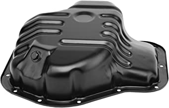 Bapmic 12101-0H010 Engine Lower Oil Pan for Toyota Highlander Camry Solara Matrix Scion tC 2.4L L4