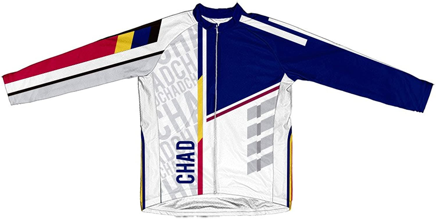 Chad ScudoPro Winter Thermal Cycling Jersey for Women