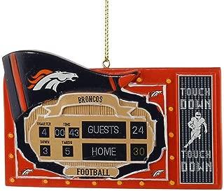 Spectrum Deluxe NFL Fan Scoreboard Ornament