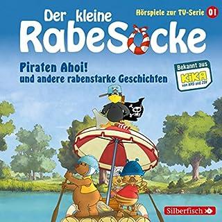 Piraten Ahoi! und andere rabenstarke Geschichten. Das Hörspiel zur TV-Serie Titelbild