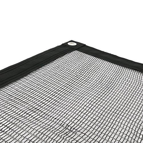 So De Pm - Poolabdeckungen & Zubehör in schwarz, Größe 9x5m