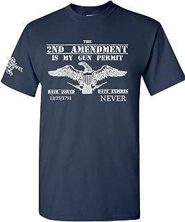 Patriot Apparel Eagle 2nd Amendment T-Shirt