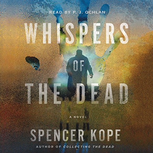 Whispers of the Dead audiobook cover art