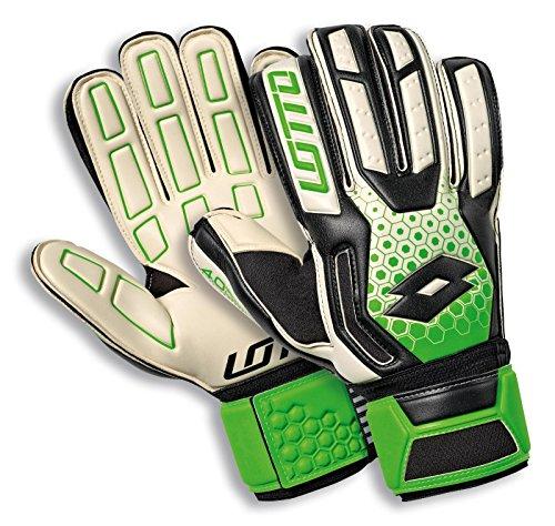 Lotto Glove GK Spiderer 200 Torwarthandschuhe, für Herren, Weiß (WHT/Mint FL)