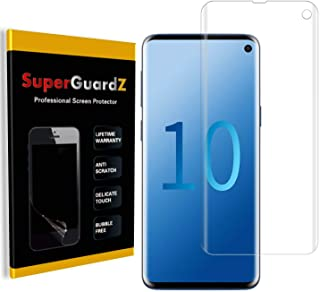 [3-Pack] for Samsung Galaxy S10e / S10 Lite Screen Protector [Full Coverage], SuperGuardZ, Edge-to-Edge Protect, Ultra Cle...