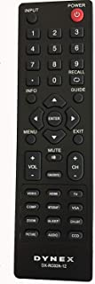 Best DX-RC02A-12 Remote Control fit for Almost All Dynex LCD LED TV DX-RC01A-12 RC-701-0A ZRC-400 DX-RC01A-13 DX-RC01A-12 RC-201-0B DX-55L150A11 DX-46L150A11 DX-46L262A12 DX-42E250A12 DX-40L260A12 Review