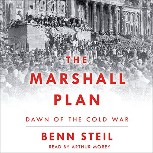 The Marshall Plan audiobook cover art