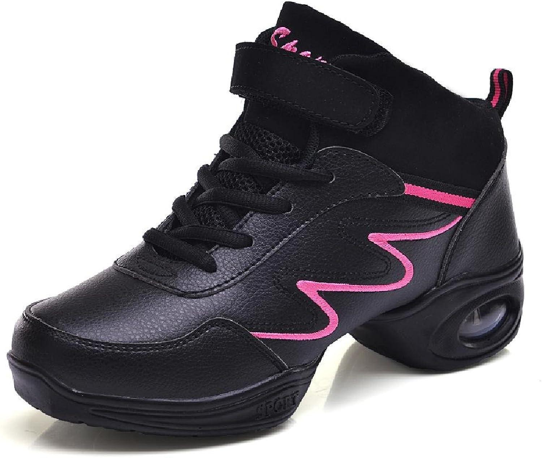 D2C Beauty Women's Modern Jazz Dance shoes Sport PU Sneakers