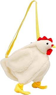 Generic Girls Crossbody Bag, Shoulder Bag Crossbody Bag with Cartoon Chicken