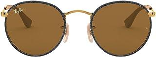 Ray-Ban Rb3475q Craft Round Sunglasses