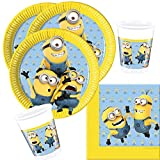 36-teiliges Party-Set Minions - Lovely Minions - T
