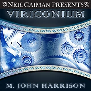 Viriconium audiobook cover art
