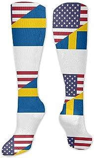 WlyFK, Calcetines deportivos para hombre y niño, para deportes al aire libre, para un gran regalo