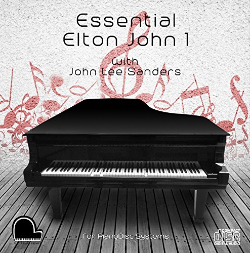 Essential Elton John 1 - PianoDisc Compatible Player Piano CD