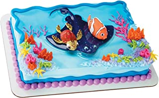 DecoPac Finding Nemo and Squirt Decoset