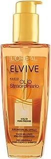 L'Oréal Paris Trattamento Elvive Olio Straordinario, Trattamento Nutriente per Capelli Normali o Secchi, 100ml