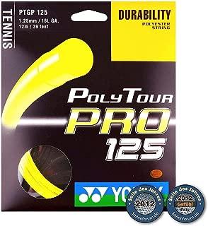 yonex poly tour spin 125
