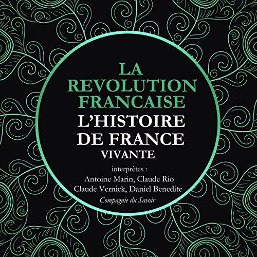 La Révolution Française : de La Convention au Directoire, 1792 à 1799 audiobook cover art