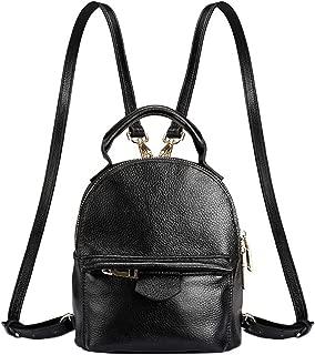Genda 2Archer Cute Mini Genuine Leather Girls Backpack