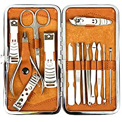 H&S Nail Clippers Manicure Set Grooming Kit