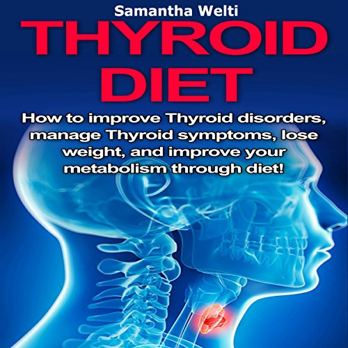 Thyroid Diet audiobook cover art