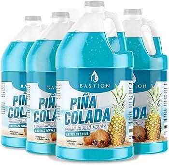 4-Gallon Bastion Pina Colada Scented Refill Antibacterial Hand Wash
