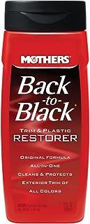 Mothers 36112 Back-to-Black Plastic and Trim Restorer - 12 oz.