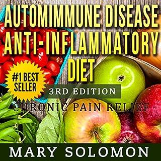 Autoimmune Disease Anti-Inflammatory Diet audiobook cover art