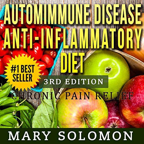 Autoimmune Disease Anti-Inflammatory Diet audiobook cover art