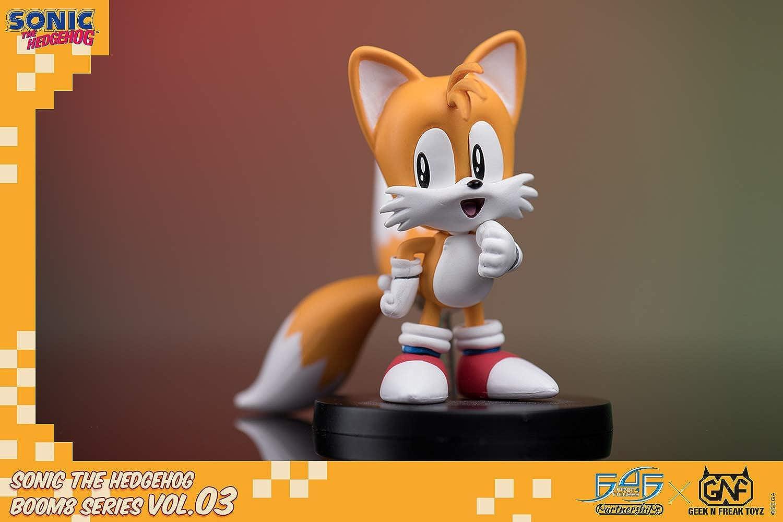 Sonic the Hedgehog  Tails  3  Boom8 Figure